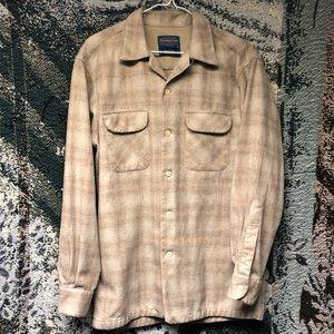 Pendleton Board Shirt 100% Virgin Wool